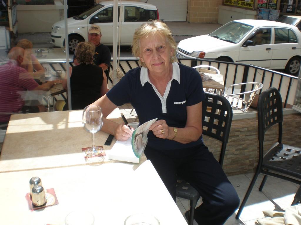 Malta Book Signing 2014