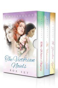 The Fictorian Novels Box Set Cover 3D