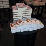The Watercress Girls in Waterstones, Islington